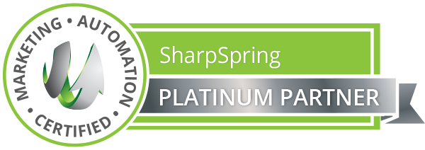 SharpSpring Partner Platinum Certification